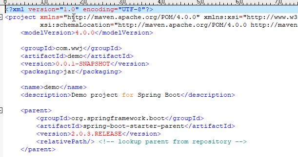spring boot加Mybatis 搭建的后台实例程序
