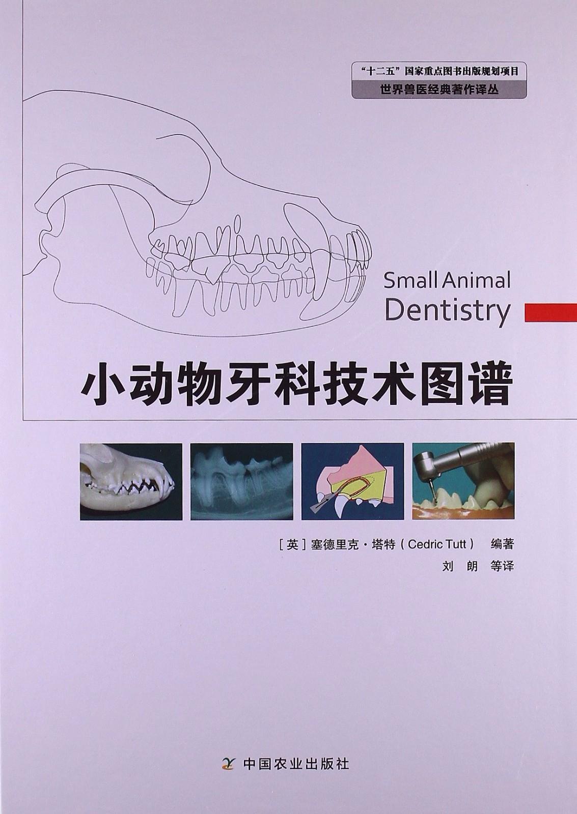 小动物牙科技术图谱(国家重大出版工程项目).pdf
