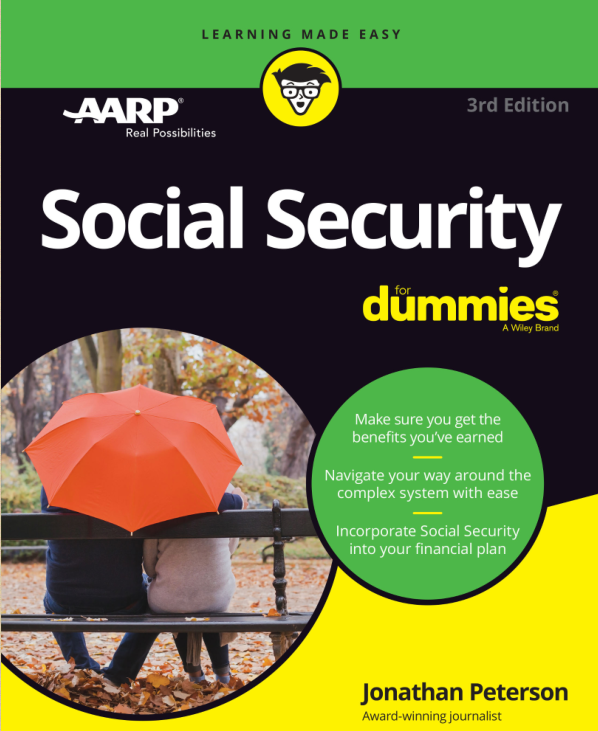 Social Security For Dummies, 3rd Edition.pdf 英文原版