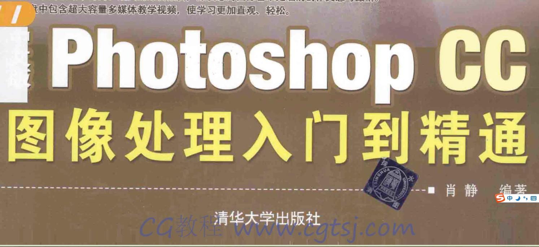 中文版Photoshop CC图像处理入门到精通.pdf