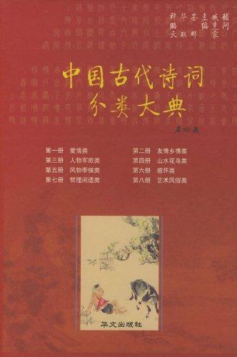 中国古代诗词分类大典 第八册 艺术风俗类.pdf