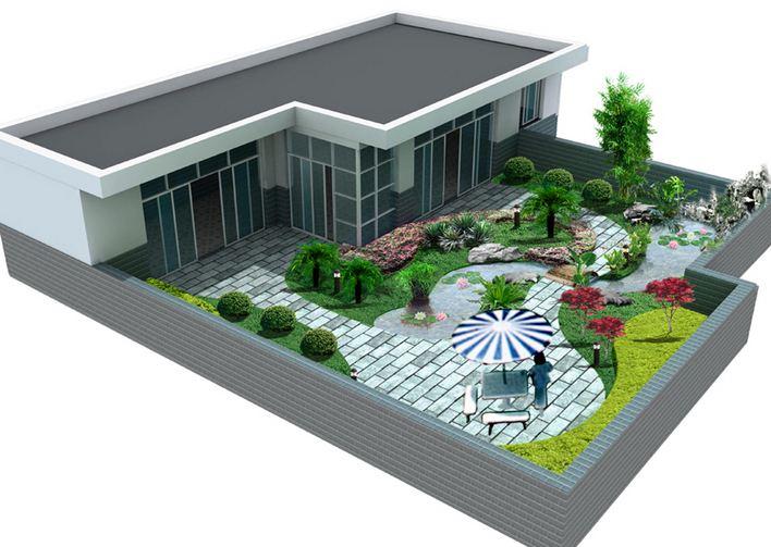 屋顶花园设计与施工.pdf