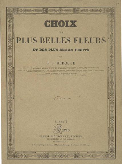 皮埃尔-约瑟夫·雷杜德的植物图谱.pdf